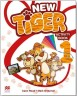 Inglés (Activity book) Colección New Tiger 1