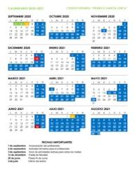 calendario 2020 2021